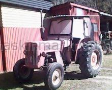 Traktor äldre