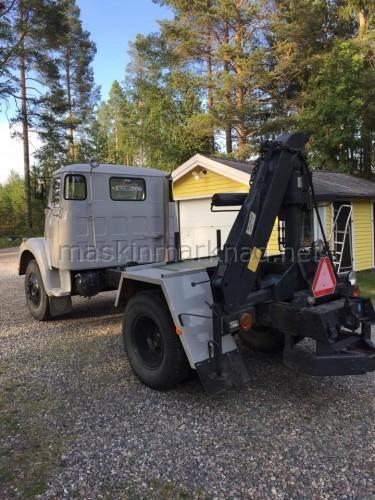 Scania atraktor