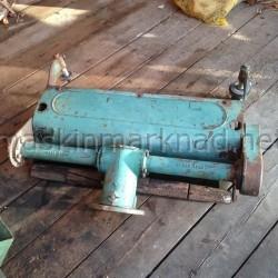 Cylinderklippare Irus